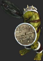 www.gemstonedragon.com single player flash rpg image of Orc
